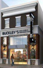 buckley's exterior